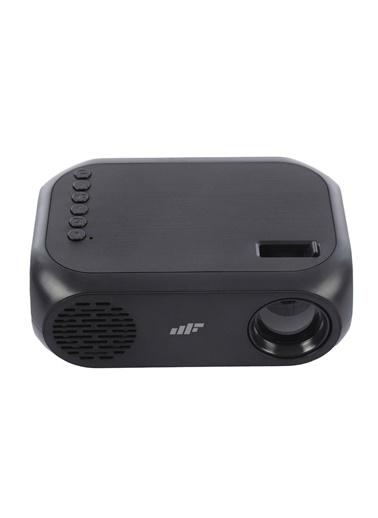 MF Product MF Product Fit N Joy 0537 Mini Projeksiyon Cihazı Siyah Siyah